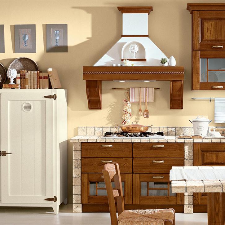 Cocina de Gabinete Diseño Personalizado Melamina Cocina Gabinete