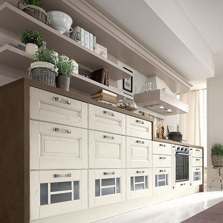 Cheap Complete Kitchen Cabinets Made In China