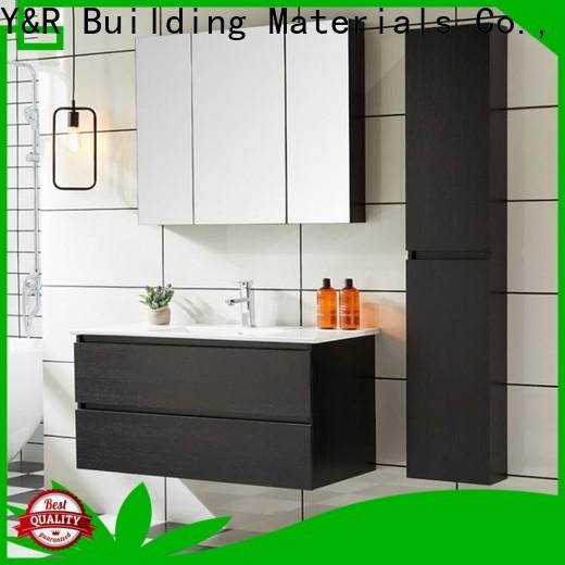 Y&R Building Material Co.,Ltd Latest wood bathroom vanity manufacturers