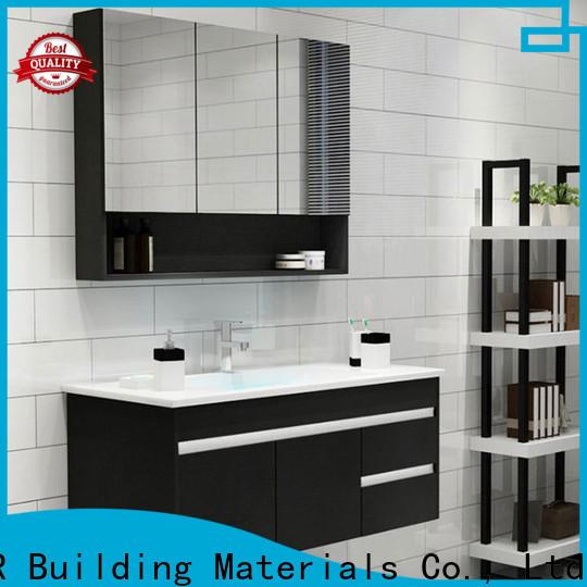 Y&R Building Material Co.,Ltd double sink bathroom vanity manufacturers