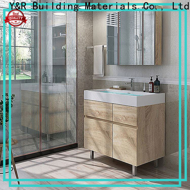 Y&R Building Material Co.,Ltd 36 inch bathroom vanity for business