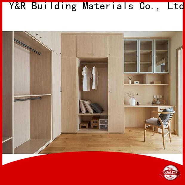 Y&R Building Material Co.,Ltd Latest prefab wardrobe Supply