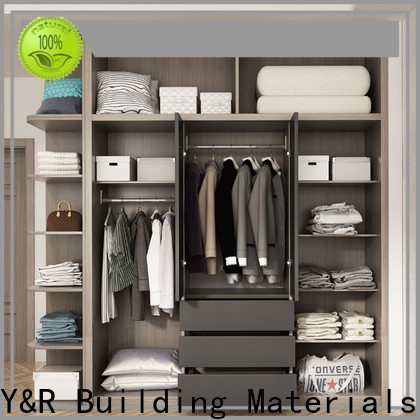 Y&R Building Material Co.,Ltd sliding door armoire wardrobe for business