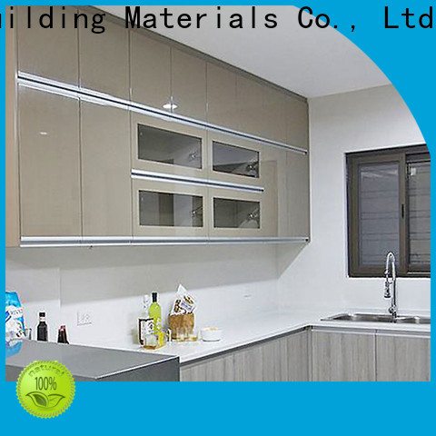 Y&R Building Material Co.,Ltd kitchen furniture cabinet Suppliers