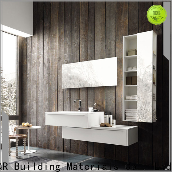 Y&R Building Material Co.,Ltd 54 inch bathroom vanity for business