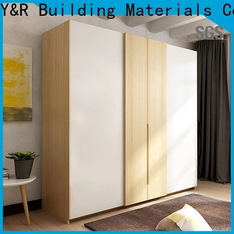 Y&R Building Material Co.,Ltd New homebase wardrobes company
