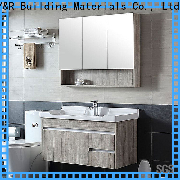 Y&R Building Material Co.,Ltd tiny bathroom sinks with vanity for business