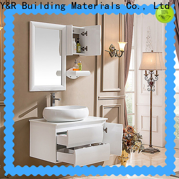 Top marble bathroom cabinet manufacturers