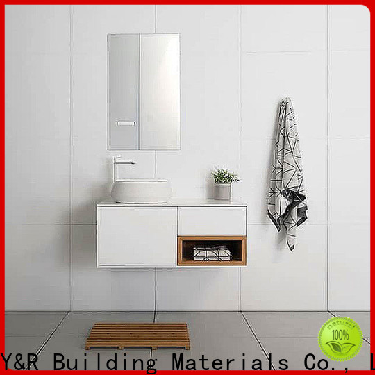 Y&R Building Material Co.,Ltd blue bathroom vanity company