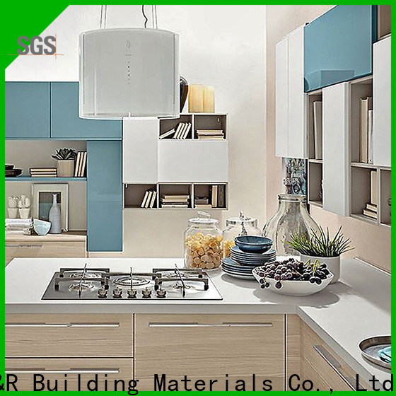 Y&R Building Material Co.,Ltd brand new kitchen cabinets for business