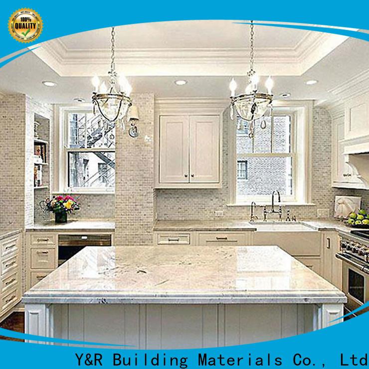 Y&R Building Material Co.,Ltd kitchen cabinet modern design company