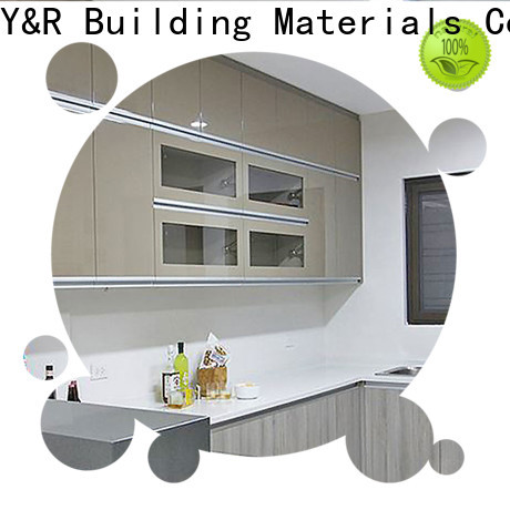 Y&R Building Material Co.,Ltd lacquer kitchen cabinet Suppliers