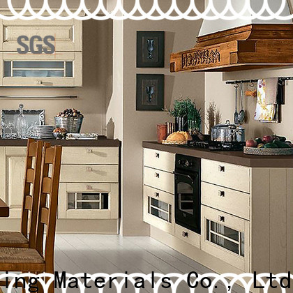 Y&R Building Material Co.,Ltd wood kitchen cabinet for business