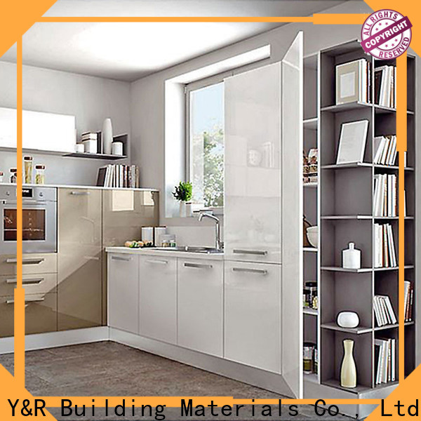 Y&R Building Material Co.,Ltd handle kitchen cabinet Suppliers