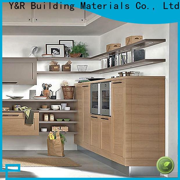 New small kitchen design cabinet Supply
