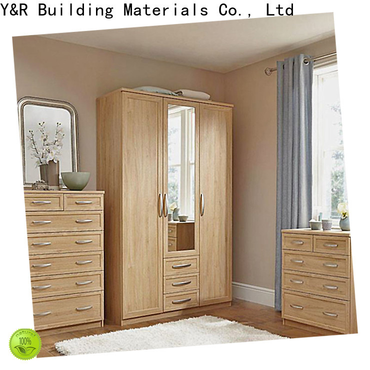 Y&R Building Material Co.,Ltd Latest woodies wardrobes company
