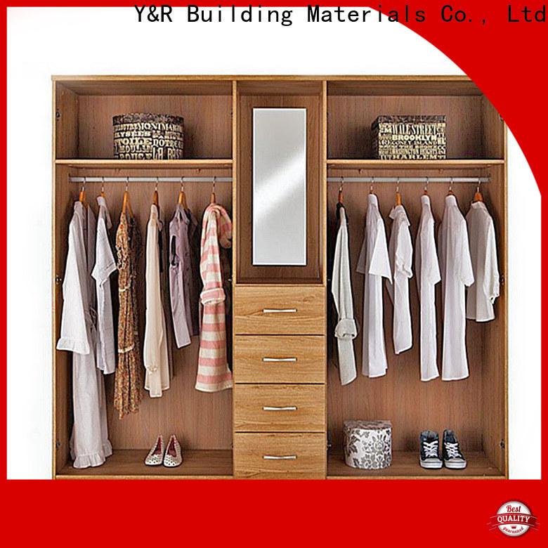 Y&R Building Material Co.,Ltd cane wardrobe factory