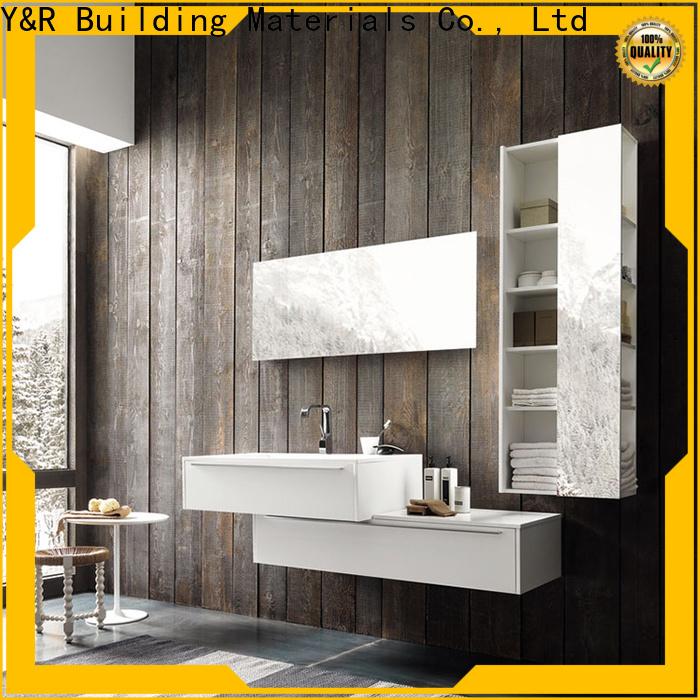 Y&R Building Material Co.,Ltd 19 inch bathroom vanity factory