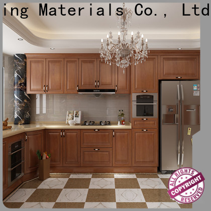 Wholesale american classics kitchen cabinets factory