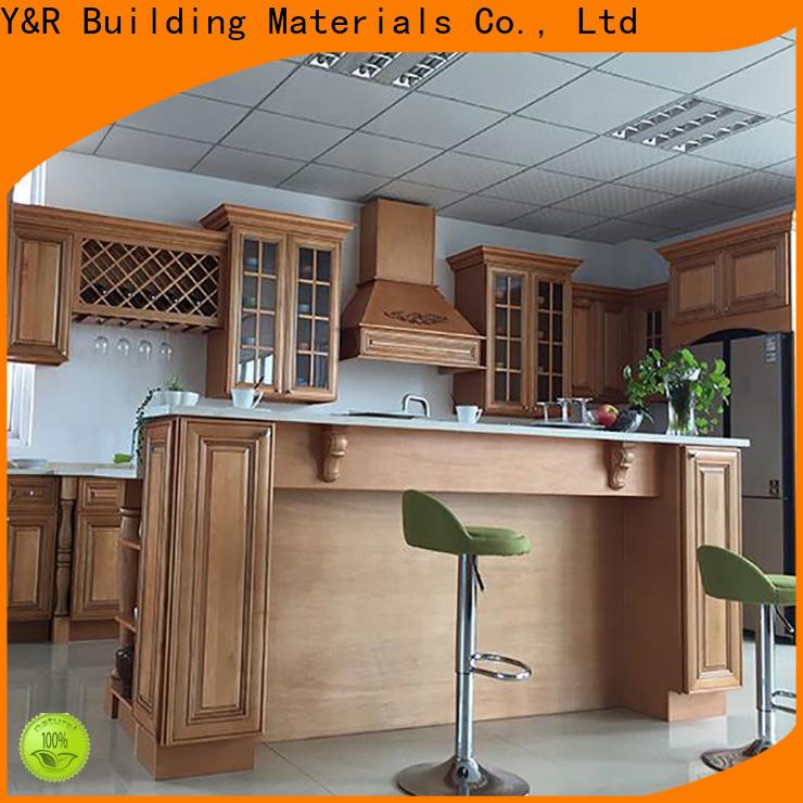 Y&R Building Material Co.,Ltd kitchen cabinet storage Supply