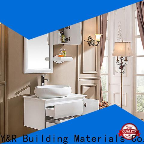 Y&r Furniture mirrored bathroom vanity manufacturers