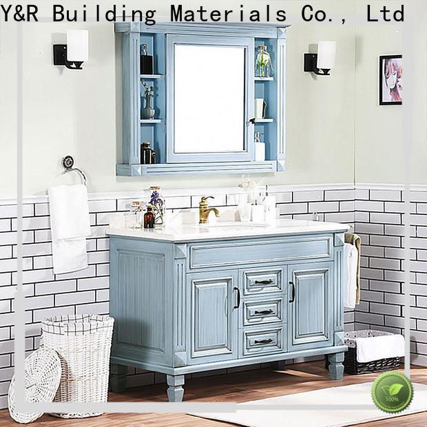 Y&r Furniture 36 inch bathroom vanity top with sink factory