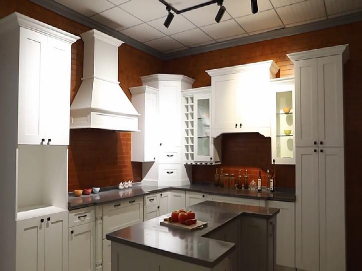 Y&R丨Custom Kitchen Cabinet Set Wholesale In China