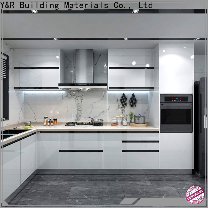 Y&r Furniture New kitchen_cabinet_sale factory