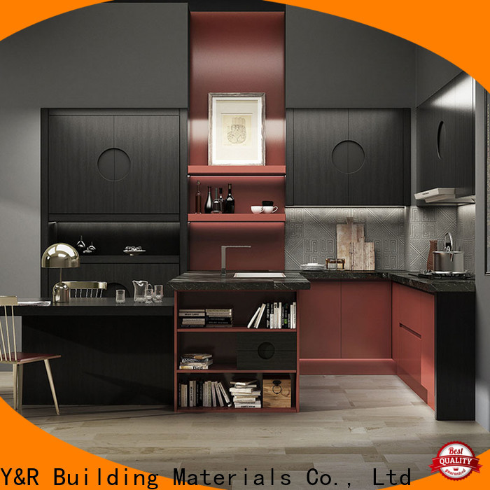 Y&r Furniture laminate paper for kitchen cabinet company