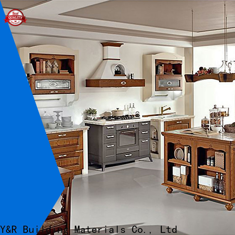 Y&r Furniture Custom kitchen pantry cabinet manufacturers