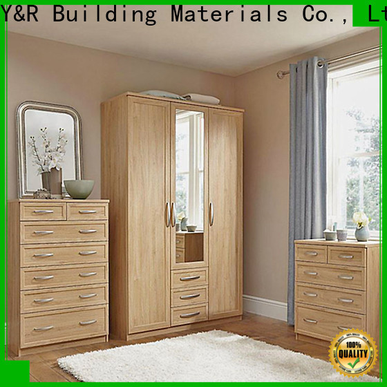 Y&r Furniture High-quality hanging wardrobe manufacturers