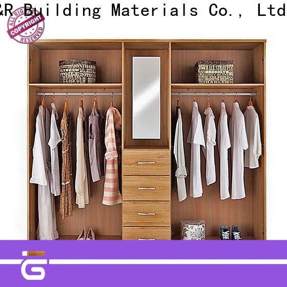 Y&r Furniture High-quality four door wardrobe company